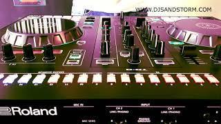 DJ SANDSTORM FUNKY 15 #01: Bass music (live on Roland DJ-505)