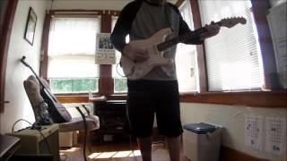 Funky Duck Guitar Effect VooDoo Chile Improv Solo Artist Singer~Songwriter Brandon LaSpada