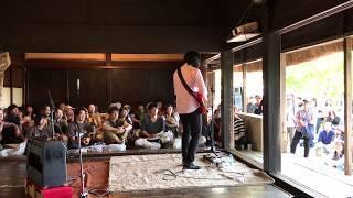 Solo guitar performance and funk guitar seminar - Tomo Fujita