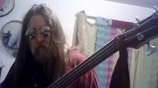 The Fretless Series, part iii,  Slidey Funky Groovy