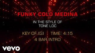 Tone Loc - Funky Cold Medina (Karaoke)