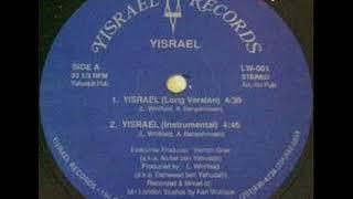 yisrael-yisrael(1987)son funky bien rare que j'aime bien