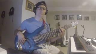 Play that funky music - Wild Cherry [bass cover]