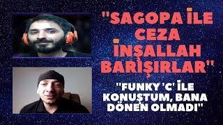 Dr. Fuchs, Sagopa Kajmer & Ceza & DJ Funky ''C'' Hakkında Konuştu