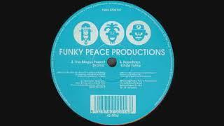 The Magnus Project - Drama (Funky Peace Sampler EP)