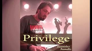 Leonidas Famelis - Privelege  (Funky Jazz November 2017)
