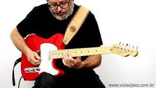 Funky Fusion Improvisation - Telecaster SGT pickup Fender Nocaster 51