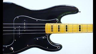 Funk Bass Backing Track (A)
