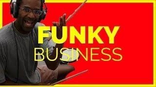 Fimba - Funky Business (Stinger Riddim)