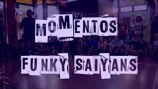 """Funky Saiyans """"10 aniversario"""" Momentos Funkys part 1"""