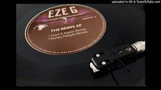 EZE G  Funky People  (remix)    Old School Projects Vol 1   -  The Remix EP