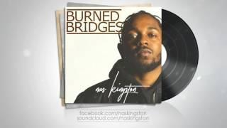 Burned Bridges (West Coast Beat, Old school Funky Instrumental, Kendrick Type Beat)